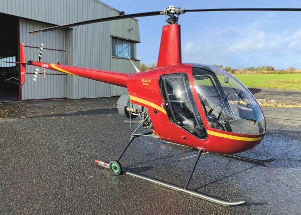 Used Robinson R22 Beta I Helicopter for Sale 2018 OH