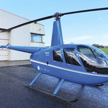 Used Robinson R44 Raven I helicopter for sale 2016