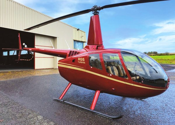 Used Robinson R66 Turbine Helicopter for sale 2013